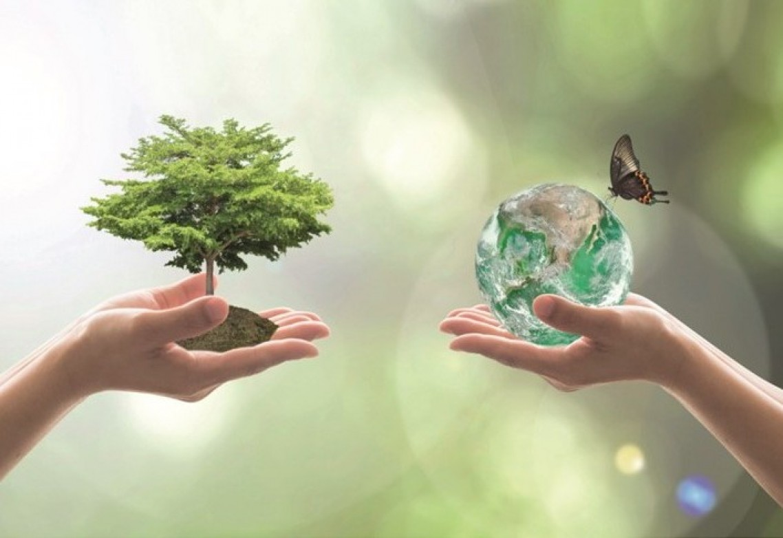Moving on the right path towards an increasingly sustainable world