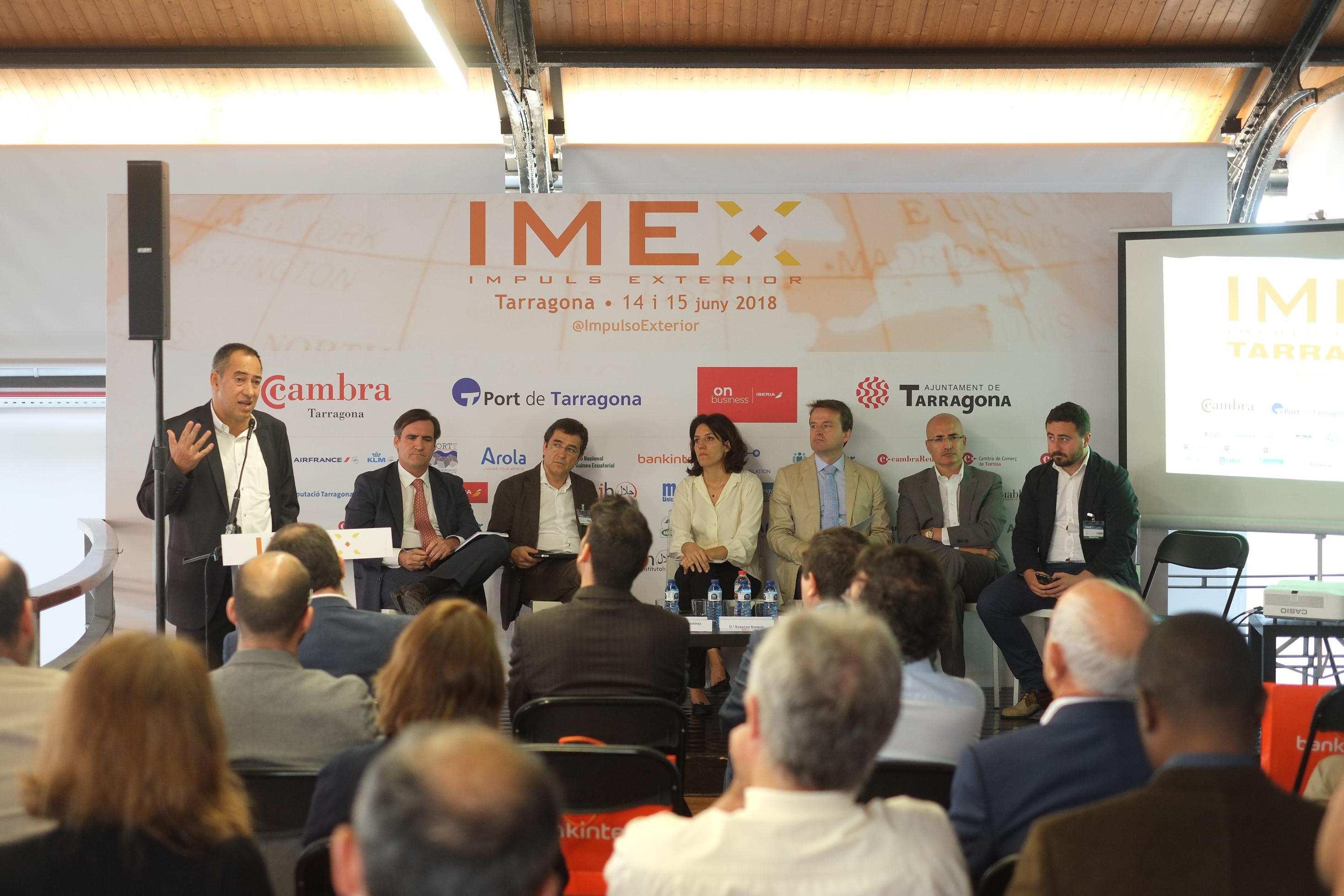 Le salon IMEX s'ouvre avec succès à Tarragone