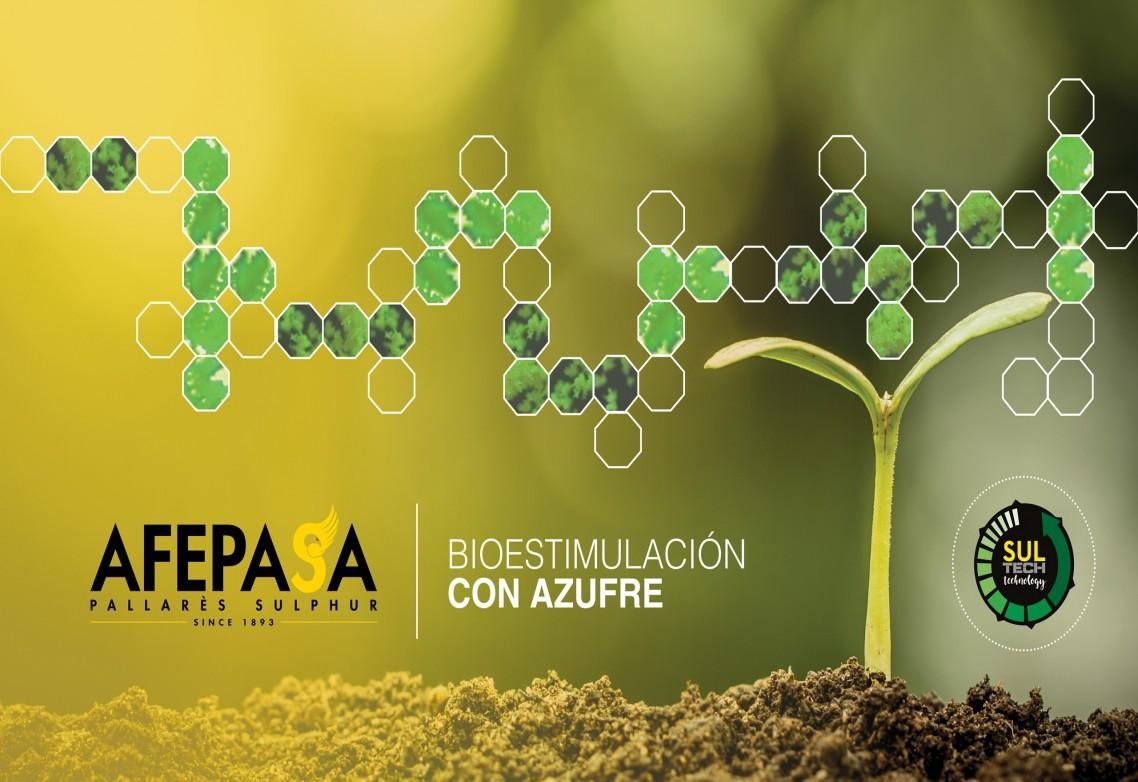 Tecnología SULTECH®: la solución integral para la perfecta bioestimulación natural de tus cultivos